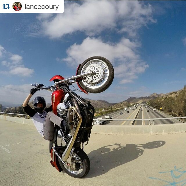 The weekend is almost over ... Get out and go ride while you still can, man!(