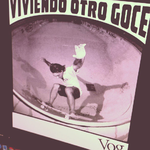 #rolfdurrieu #vogviviendootrogoce #ViviendoOtroGoce #vogskateboards