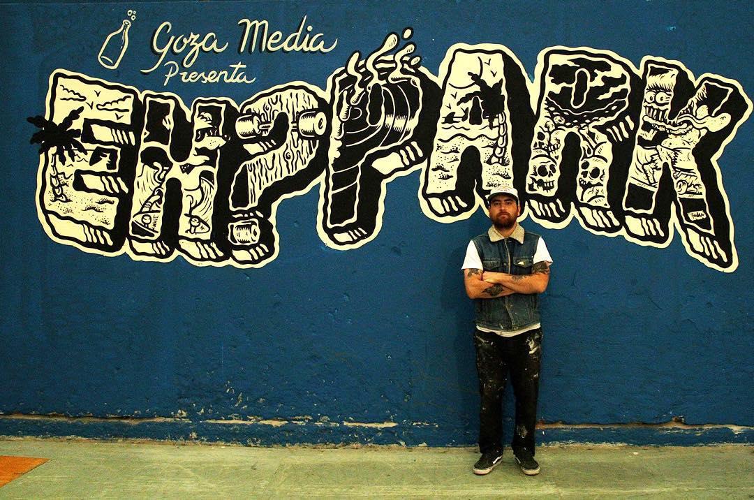 @falucarolei metió mano en @ehparkparadise_skatepark
