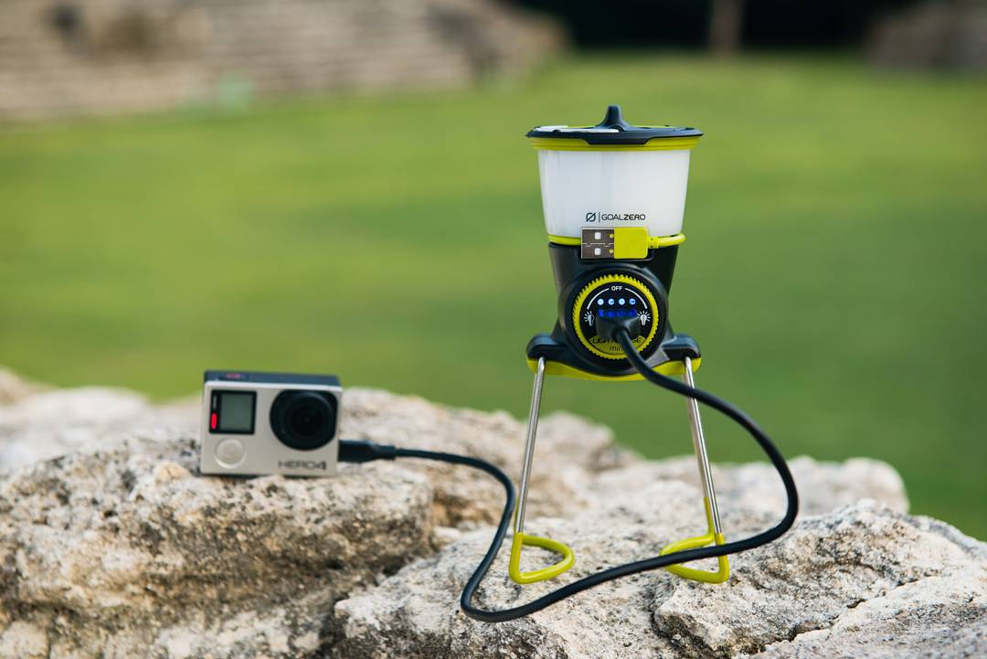 """The Lighthouse mini has become a cool little gadget that for me just isn't worth leaving behind. Whether using the magnet to stick the Lighthouse to the underside of my van while doing repairs, cooking under the stars or even just throwing it in my..."