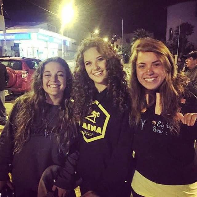 Podium From Tarma in Peru!! @skatebagels first, @cristinaverdu second, and Georgina Ivanov third! Congrats girls! #longboardgirlscrew #girlsthatshred #skatelikeagirl