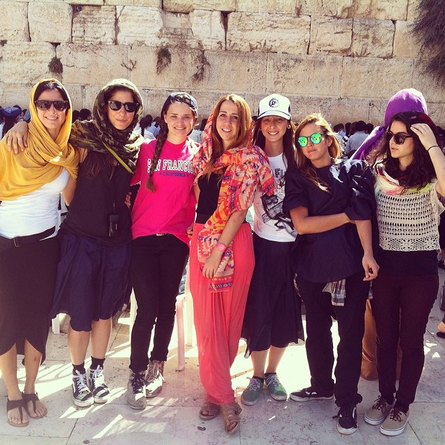 #tbt to that time we were on the Western Wall while shooting in #jerusalem #lgcopen. Full movie coming very soon! #yeahwaitingsucks