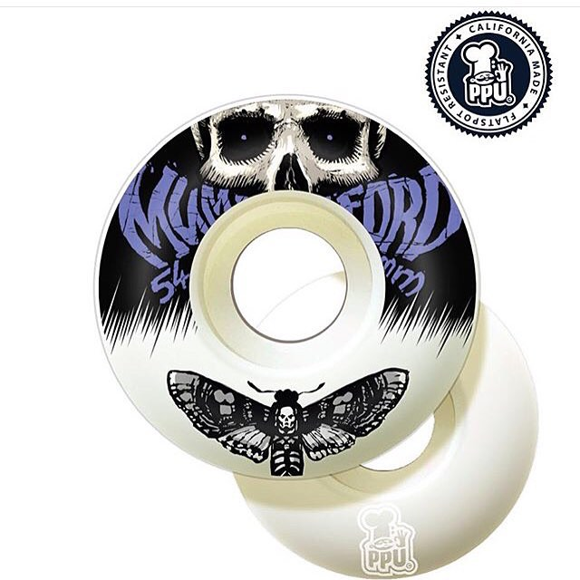 Coming soon to a #skateshop near you and available #online at #funbox #distribution this week #mattmumford #pro #wheels and more from @picturewheels #madeinusa #skatelife #skateboarding #skateboardwheels