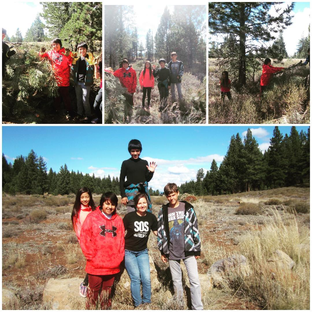 #community projects are in full swing across all our offices! #northlake students help protect and restore #truckeeriver yesterday for 20th annual Truckee River day. Even the pouring rain couldn't stop our #southlaketahoe students from their pipe...