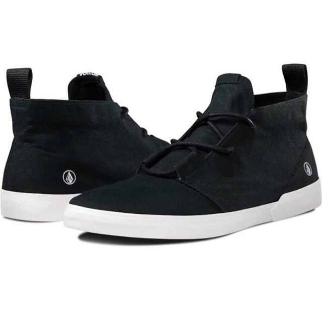 Defray Black #SS16 #volcomfootwear