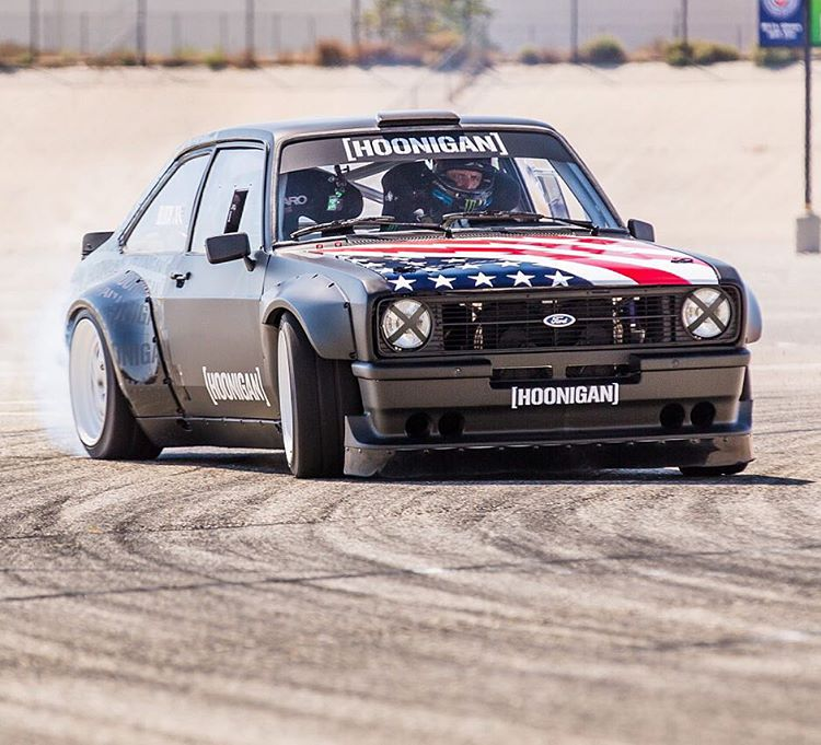 Ladies and gentlemen, fans and haters: I'd like to re-introduce you to my 1978 Ford Escort Mk2 RS! Wider, lighter, more powerful, and more awesome than ever before. Built with a focus on Gymkhana racing, my old Mk2 is now equipped with a completely...