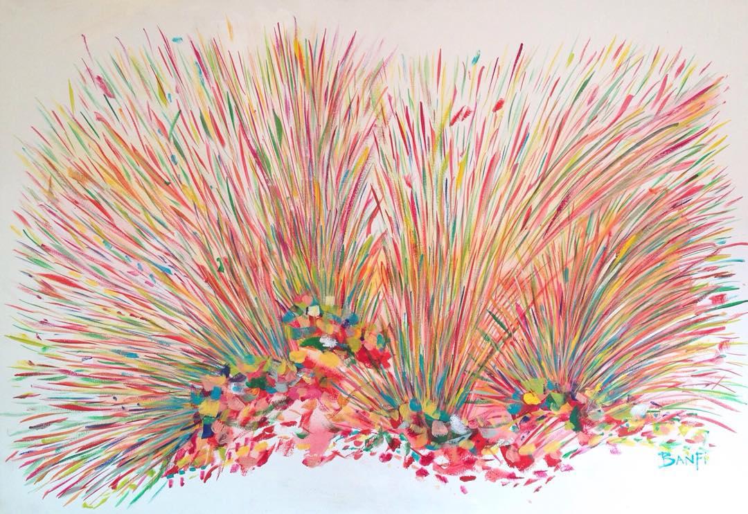 Nada como tener un cuadro pintado a mano y con mucho amor por la boli artist @guillebanfi