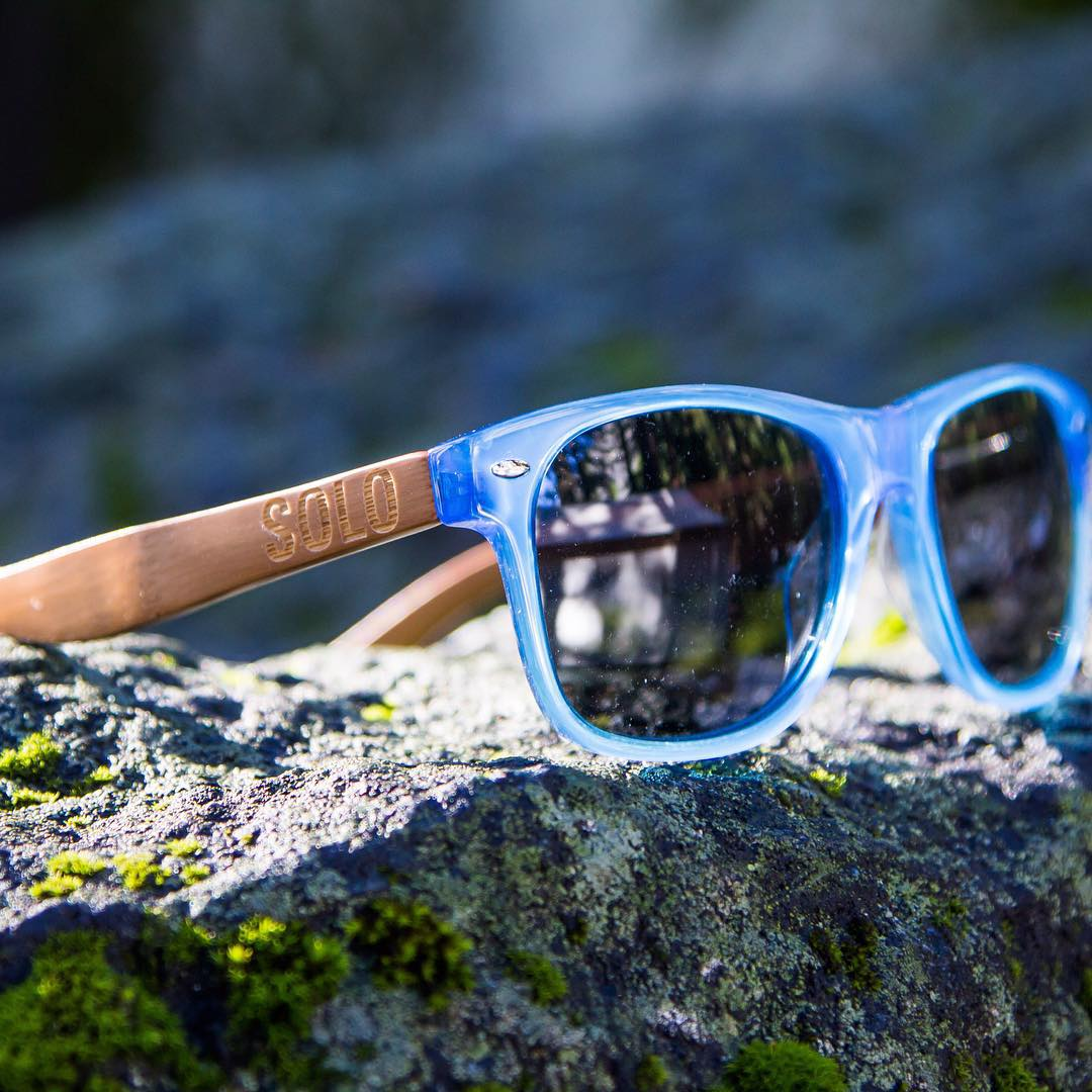 """Look deep into nature and then you will understand everything."" - Albert Einstein  #soloeyewear #liveandgive"