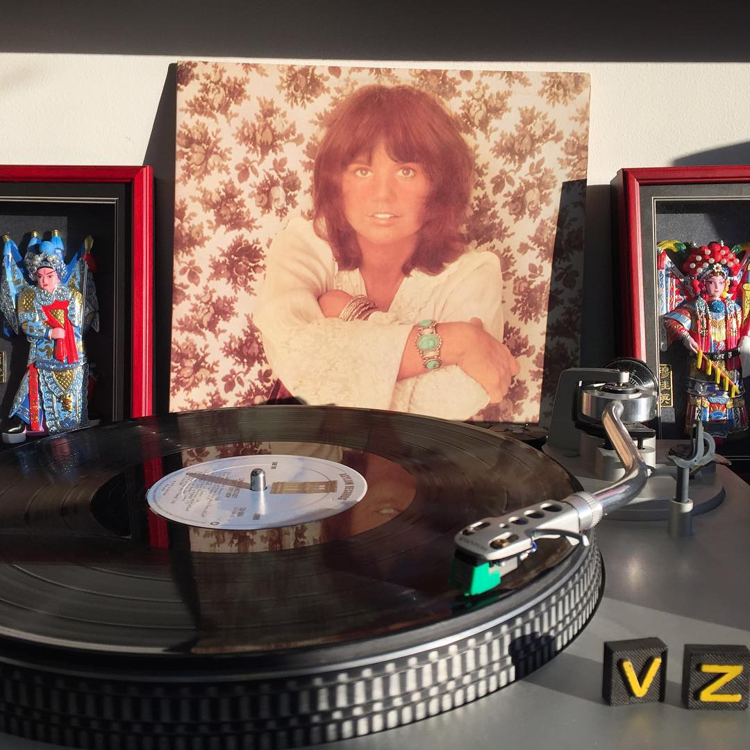 Hey kiddies! It's #TurntableTuesday and we are kicking it smooth with a little Linda Rondstadt. Sometimes you just need to drink a bottle of wine and sit in the hot tub with some good tunes. #PartyOnPurpose #VonZipper #SupportWildLife