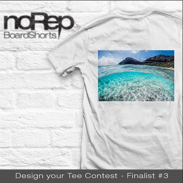 And here are the finalist for our noRep Tee Contest! Thanks to everyone who participated, we received some amazing entries, but we could only choose four! So here is the third finalist, congrats @cheetono on your sick design!  The winning tee is up to...