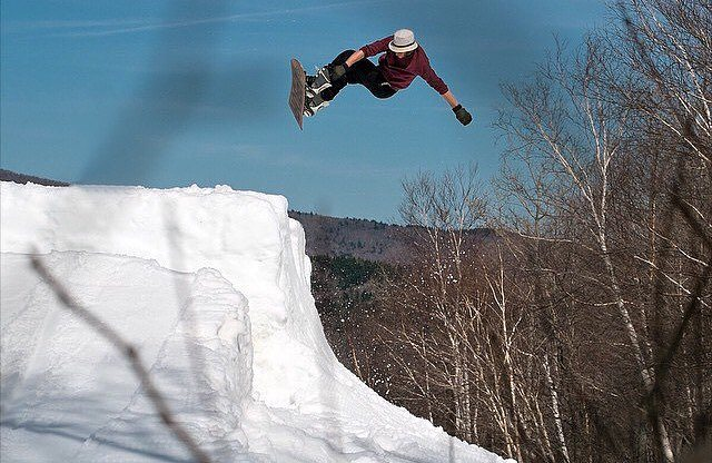 Blake Axelson (@krocadil) drips style in the #ReNamed - @MountSnow #SpringBroke episode. (Watch his segment via link in our profile.)