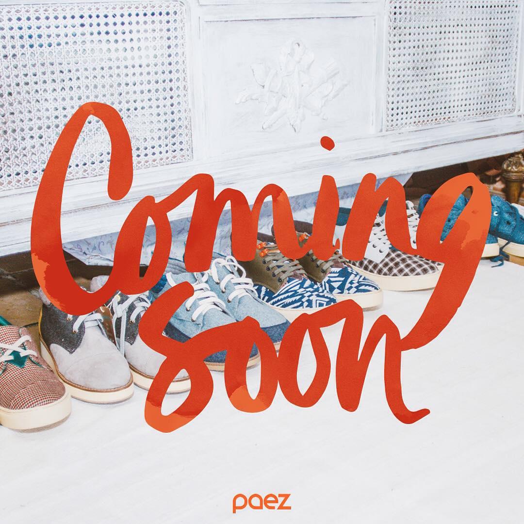 Almost Here! #FunkTheCold ❄️ #Paez #Winter #ComingSoon  paez.com / paez.com.ar