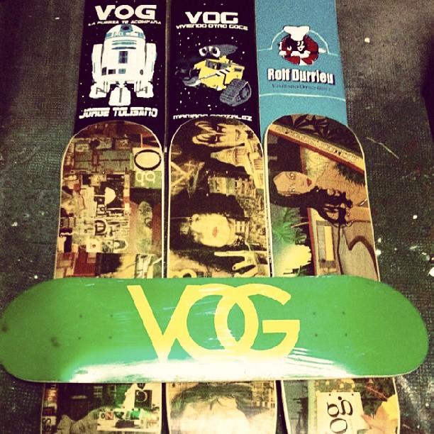 #vogskateboards #cityenemyN*1 #ViviendoOtroGoce #marigonz #jorgetolisano #rolfdurrieu