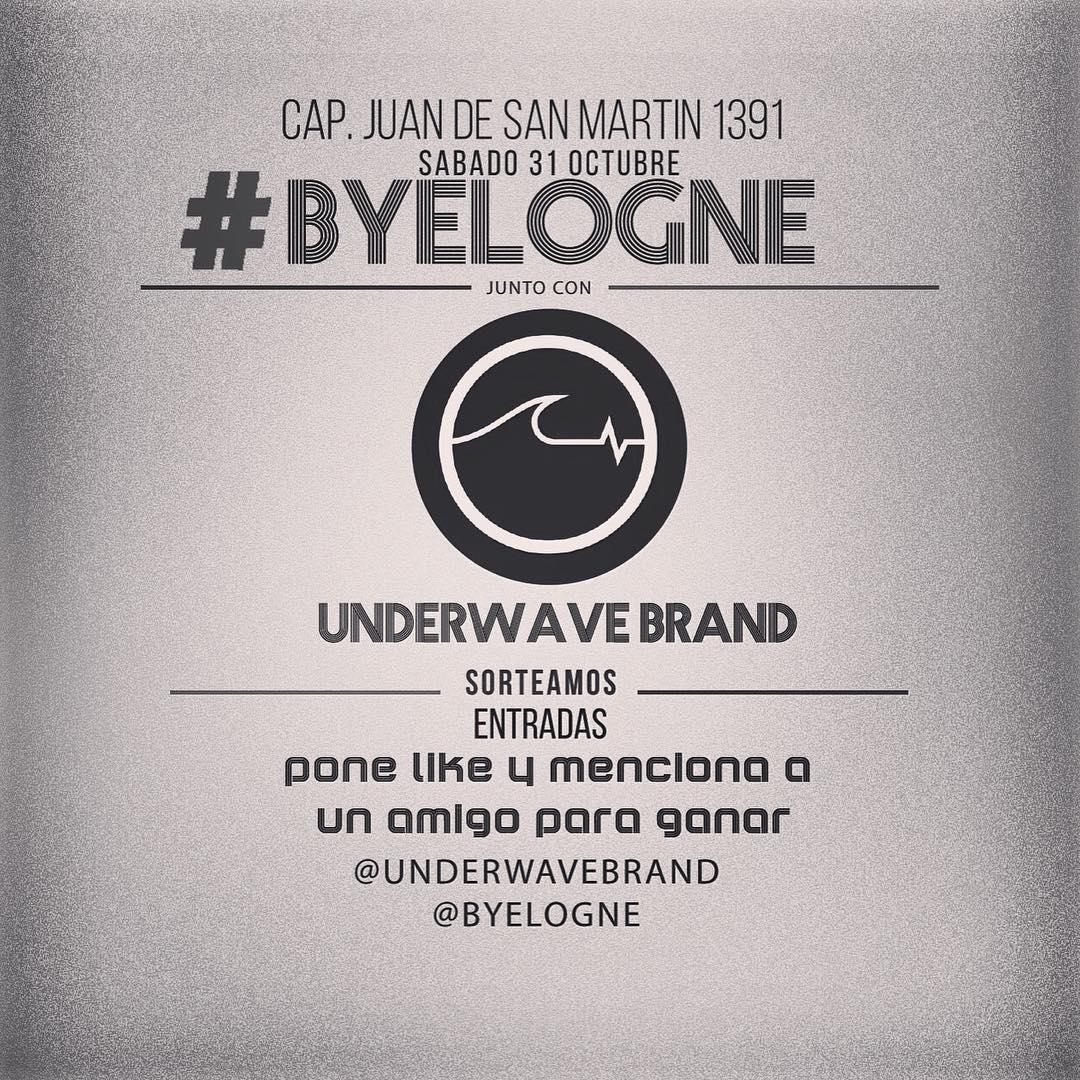 Finalmente festejaremos nuestro primer año con nuestros amigos de Pueyrredon! Nos juntamos con @byelogne para traerles este regalo: Poniendo like en la foto y mencionando a un amigo, entras en el sorteo por 4 entradas para la #Byelogne 4 entradas desde...