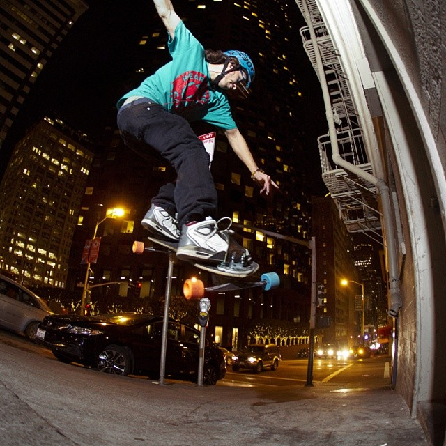Team rider @bentree killing it, #shredhard #Freebord