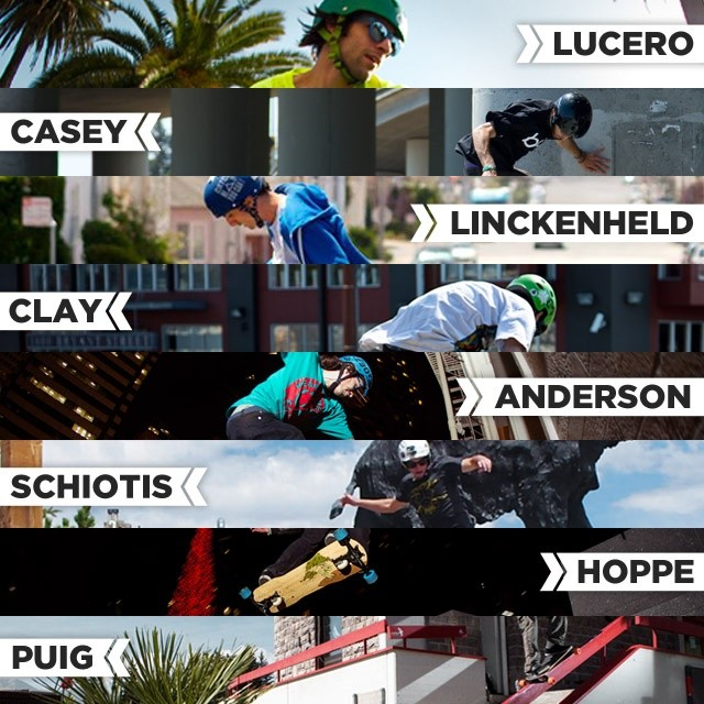 Freebord proudly announces our 2014 Pro Team, check out site at Freebord.com for more info