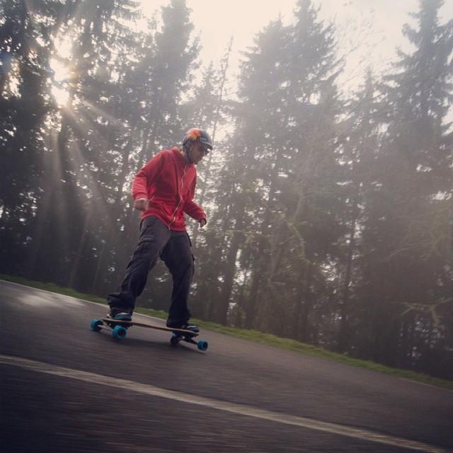 #Shredhard #Freebord #France #longboarding #snowboarding
