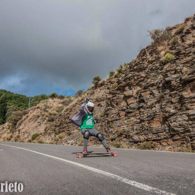 #LGCOpen rider @cristinamandarinaa rippin' #Velefique2013 Pic Federico Prieto. Good morning riders!