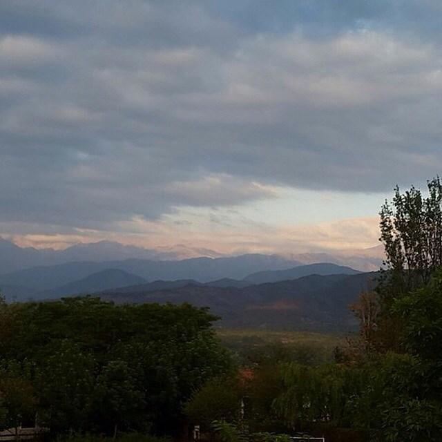 Sunrise in Salta