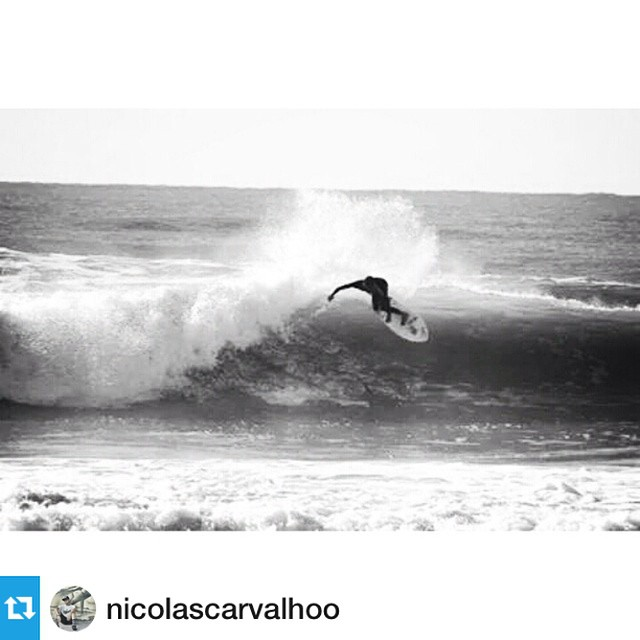 @nicolascarvalhoo de regreso en Miramar #surf #thermoskin #rider