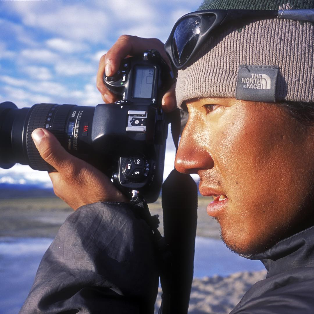 Please help us welcome our newest ambassador, @jimmy_chin! Jimmy Chin lives a life of art and adventure, combining a career as a photographer, documentary filmmaker and a 14-year veteran of The North Face Athlete Team! His recent film, Meru, won the...