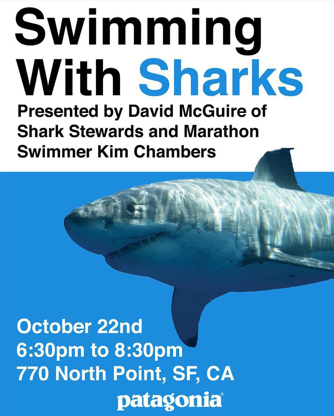 Join us tonight @sharkstewards