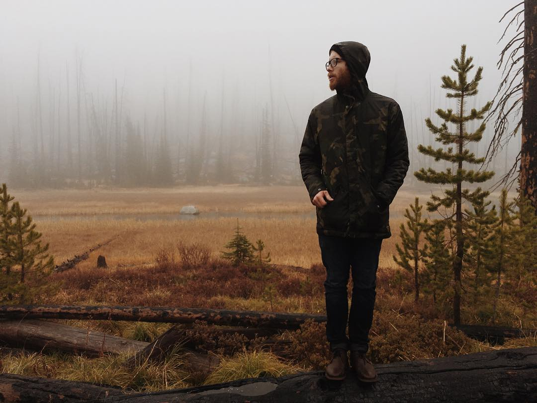 Fall is full of fog & we have no complaints here #NatureOfProof Photo of @lanceistough by @naturallyjulia