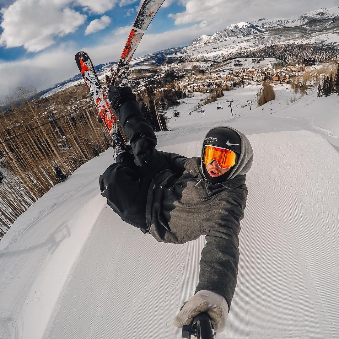 So proud of @guskenworthy for staying true to himself! We're stoked you are a part of the #GoPro family.
