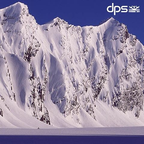 The Books. Valdez, AK during the #PowderRoad. 2005. Photo: @oskar_enander. #dpsroots