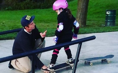 Go to longboardgirlscrew.com to check out the story and read the letter of a mother to a teenage boy at the skatepark after he taught her 12 year-old daughter.  It's people, one by one, who are changing the world. In the small gestures, in stories like...