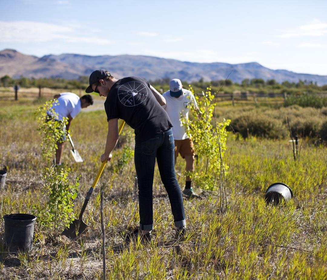 One of our Do Good Projects this year was in partnership with The Nature Conservancy in Idaho. Because of your purchases, we were able to donate over $12,000 to the non-profit.  To get a better understanding of TNC and its impact, we left the office...
