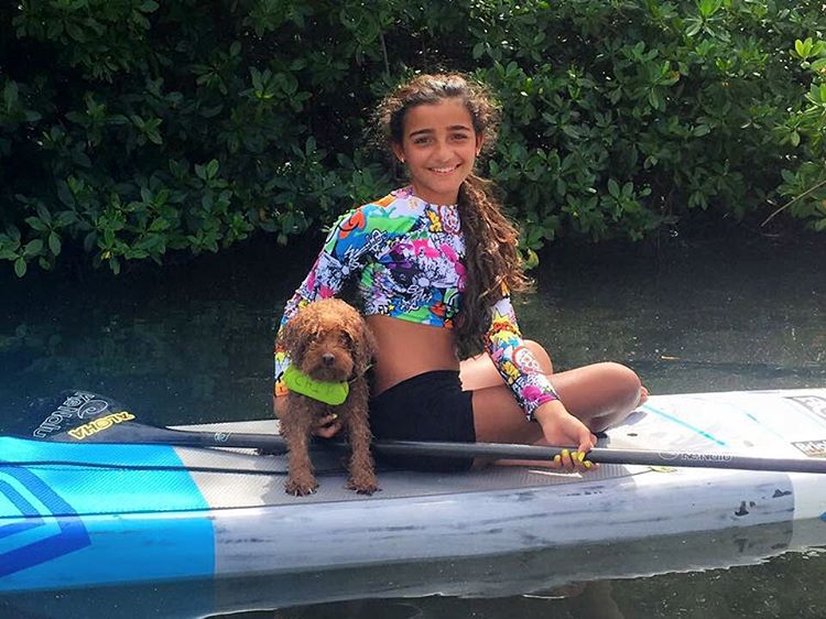 Congratulations to our Puerto Rican grom ambassador @mariemarie260 for winning 14 races in a row this year and taking home the #neptunecup, winning second overall. The future looks bright for this one! #roguesup #sup #paddle #puertorico