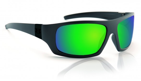 Sunglasses - Hoven Vision EASY Black on Black