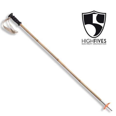 Poles - Soul Poles ski poles :: high fives edition