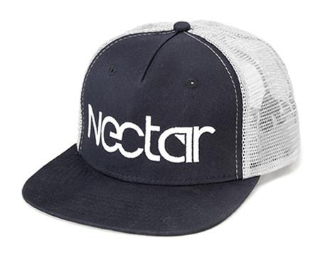Ball Caps & Snapbacks - Nectar Sunglasses NAVY/GREY HAT