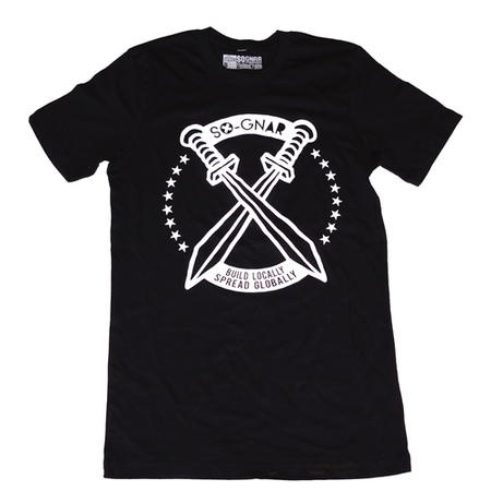 Tees - So-Gnar X Swords & Stars Tee