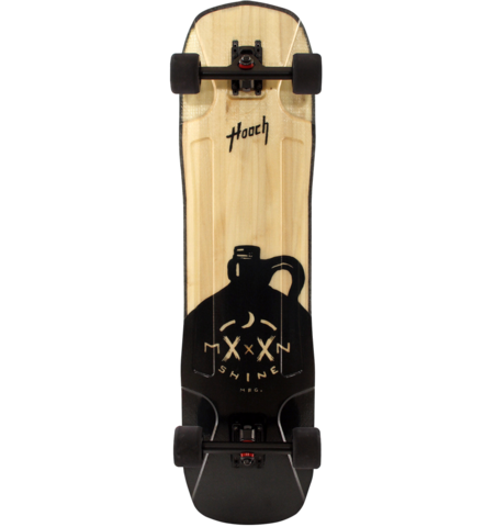 Clothing - Concrete Coast Copy of Moonshine MFG Hooch Green