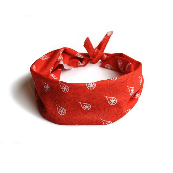 More - Kind Design SNOWDROP BANDANA