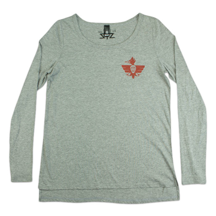 Long Sleeve - STZ Native Bird Stella Tee