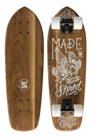 Boards - Salemtown Board Co The Cap (Walnut)
