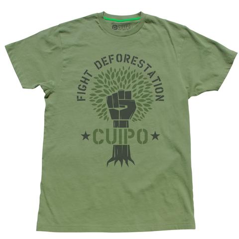 Tees - Cuipo Fight Deforestation Tee