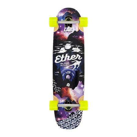 Lab Skateboarding Longboard Completo Ether - Ruedas LAB 70mm.