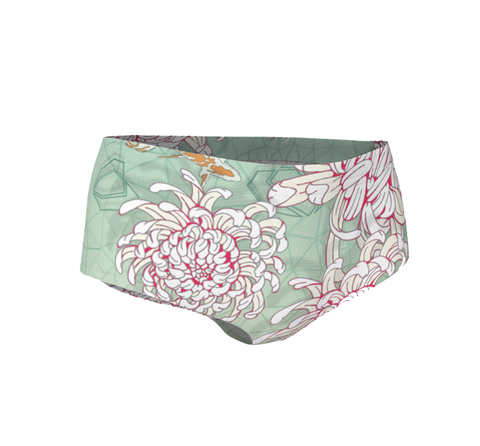 Shorts - Coalition Snow ChrysanthemumShorts