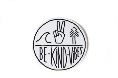 Accessories - Be Kind Vibes Vibes Sticker