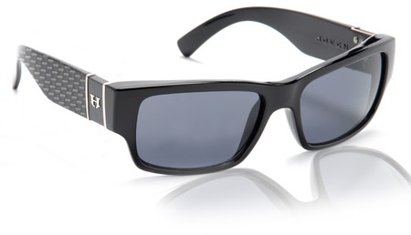 Hoven Vision KNUCKLEHEAD Black-Carbon Fiber Gloss / Grey Polarized