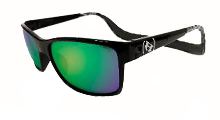 Hoven Vision MONIX Black- Black Turtle Gloss - Grey Polarized