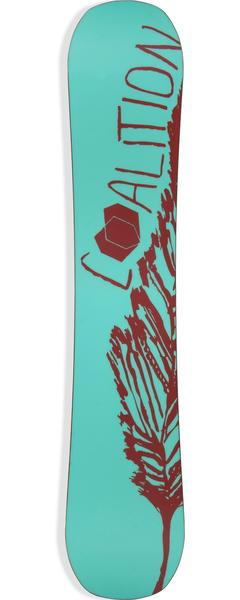 All Mountain - Coalition Snow Queen Bee Snowboard | Bugs