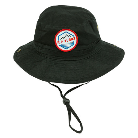 Buckets - STZ Black Bucket Hat
