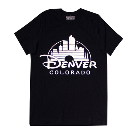 Tees - So-Gnar The Magical World of Denver Tee