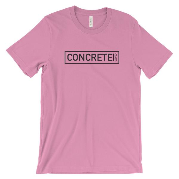 Clothing - Concrete Coast Blocked Tee